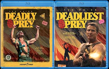 Amazon.com: Deadly Prey [Blu-ray]: Cameron Mitchell, Troy ...