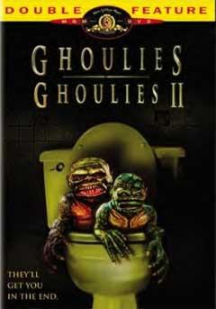 Peliculas con pista de idioma en español fuera de españa. Ghoulies