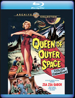 Queen of Outer Space (Blu-ray)