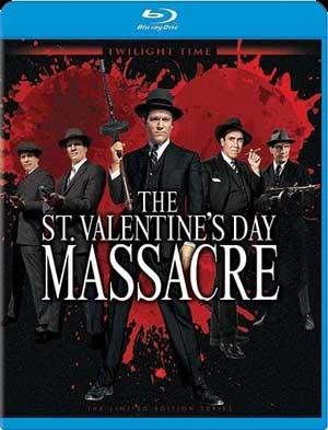 The St Valentine S Day Massacre Blu Ray