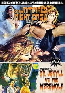 vampire night orgy Jekyll VS.