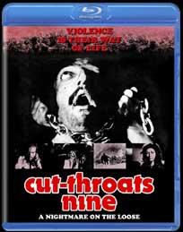 cut throats nine dvd